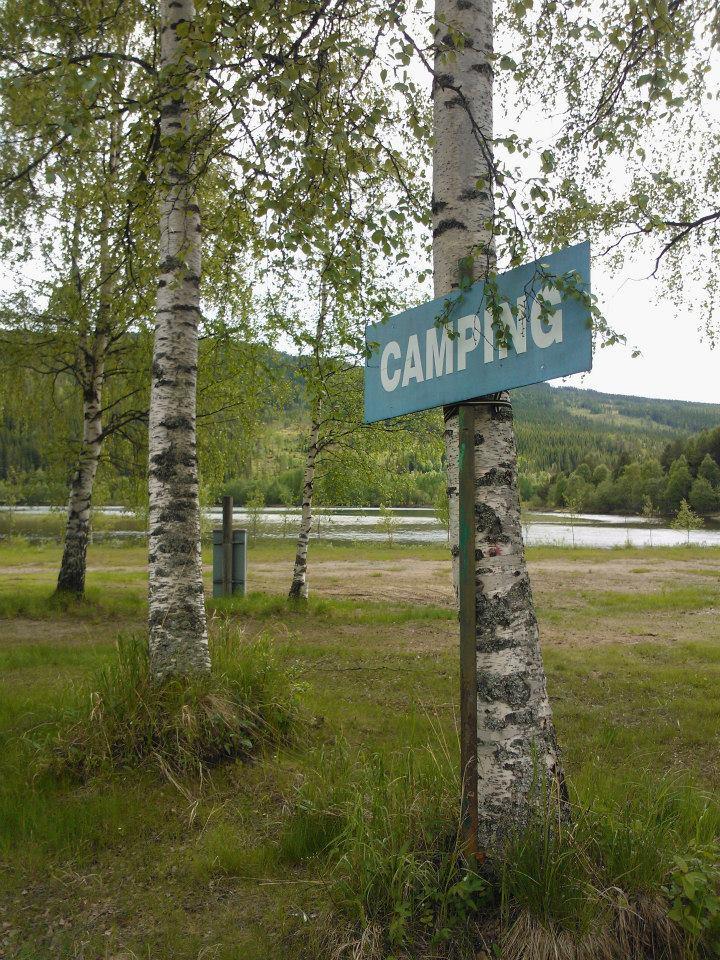 Camp Uvdal camping