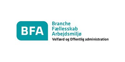Logo BFA Branchefællesskab Arbejdsmiljø